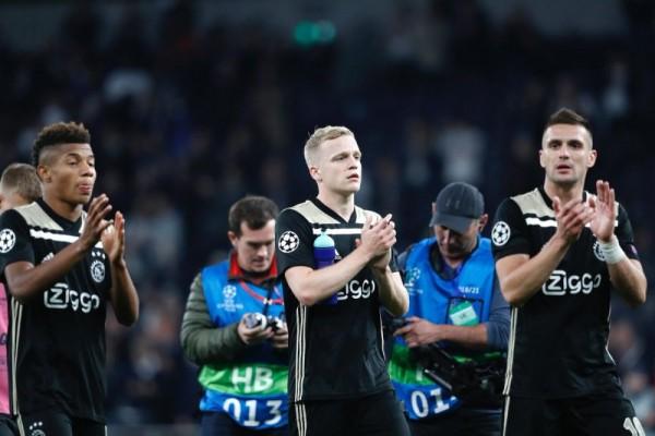 4 Fakta Kemenangan Ajax di Markas Spurs pada Leg I SF Liga Champions