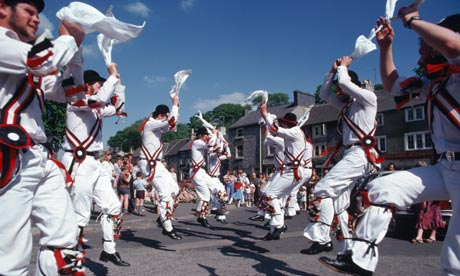 http://en.wikipedia.org/wiki/Morris_dance