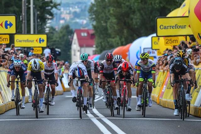 """5ο ετάπ Tour de Pologne: Νίκη για τον Arndt, στα """"κίτρινα"""" παραμένει ο Joao Almeida"""