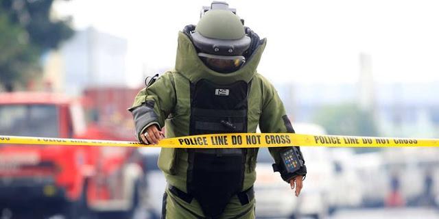 Cerita lucu polisi jinakkan bom 200 kg hanya 'dibayar' sepiring pecel