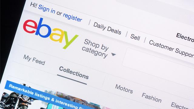 Menjual bulan di Ebay