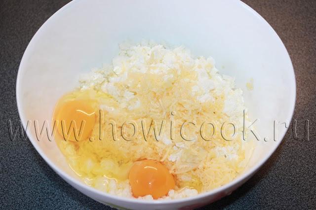рецепт запеканки с кабачками и творогом с пошаговыми фото