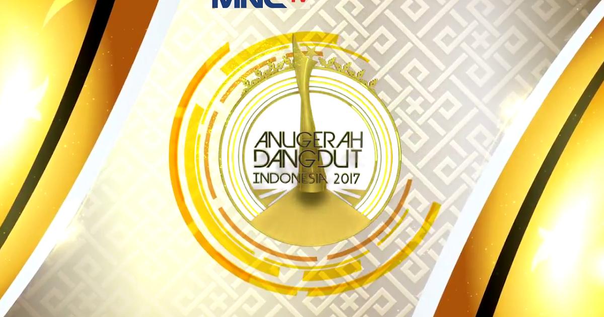 Nominasi dan Pemenang (ADI) Anugerah Dangdut Indonesia 2017