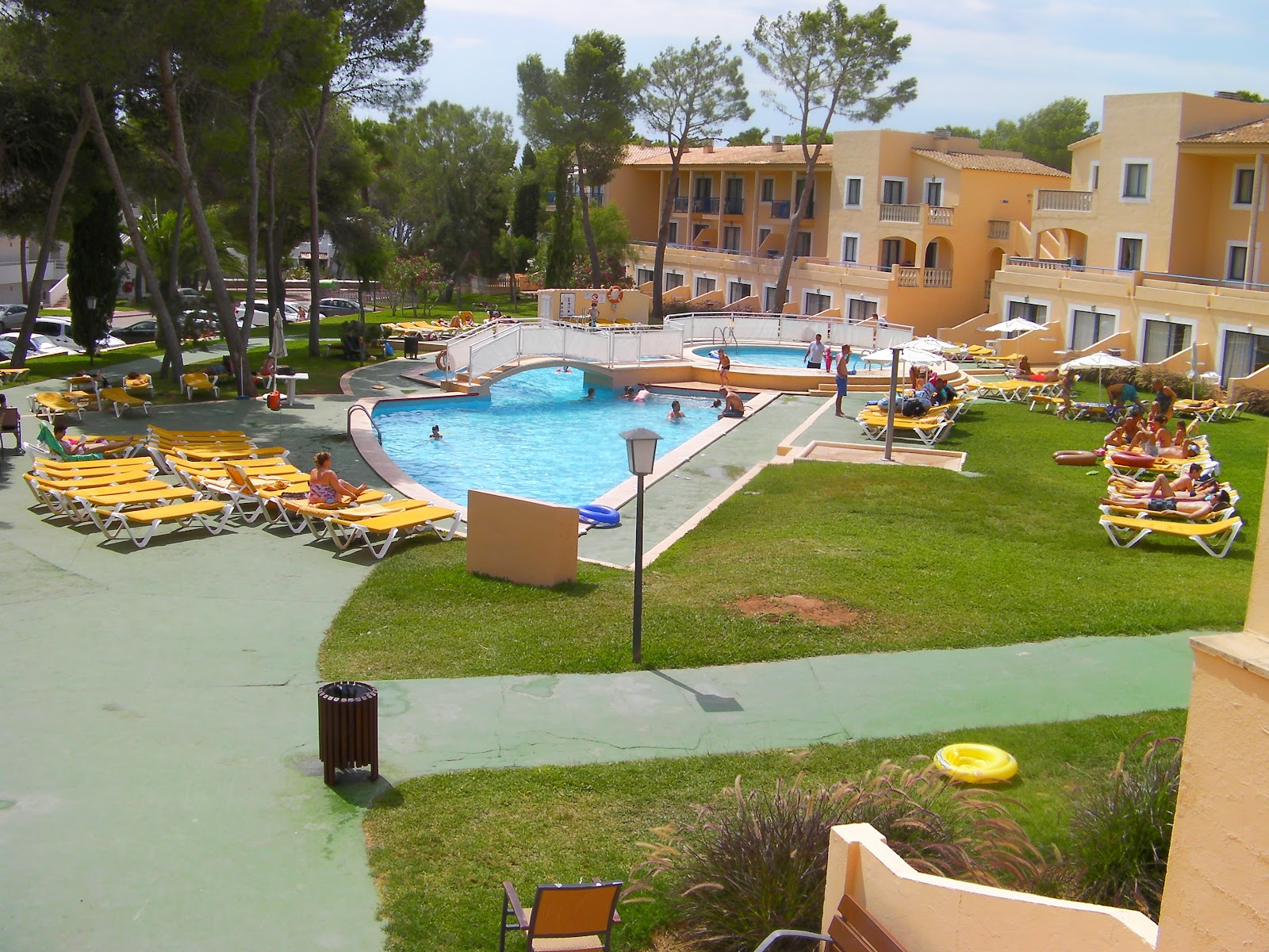 iberostar cala barca majorca all inclusive summer holiday hotel pool