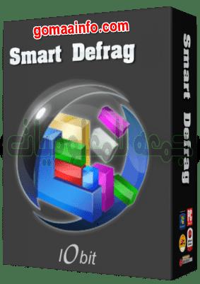 تحميل برنامج إلغاء تجزئة الملفات على الهارد  IObit Smart Defrag Pro 6.5.0.89 Multilingual