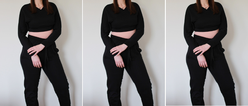 Femme Luxe joggers