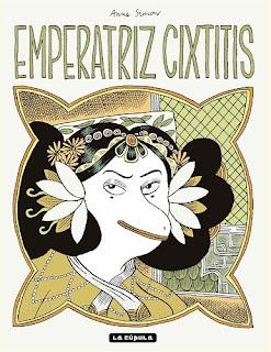 Reseña de cómic Emperatriz Cixtitis de La Cúpula