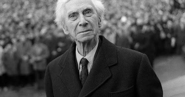 Bertrand Russell:  la fuente más importante de la religión es el miedo