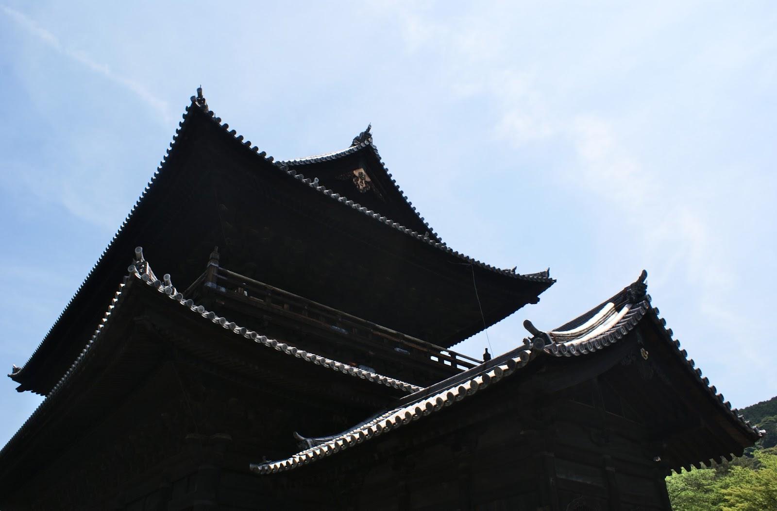 nanzen-ji san-mon buddhist temple kyoto japan