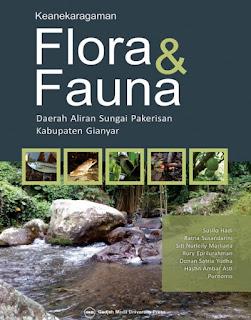 Keanekaragaman Flora dan Fauna: Daerah Aliran Sungai Pakerisan Kabupaten Gianyar