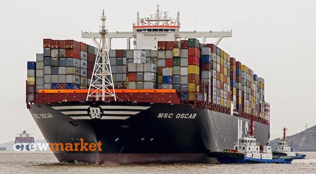 самый большой контейнеровоз 2015 года