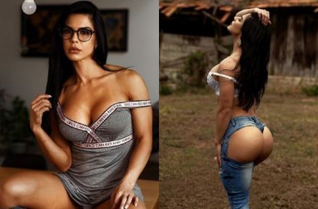 19 Hot Pictures Of Eva Andressa Will Make You Fantasize Her