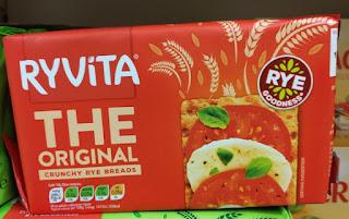 Ryvita Original Rye Bread