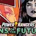 Quadrinho que continua os eventos de Power Rangers Força do Tempo ganha nova prévia