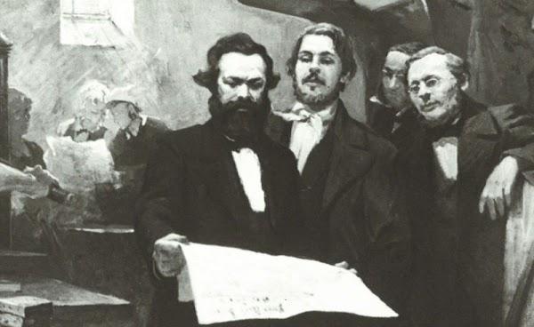 Karl Marx y Friedrich Engels   Obras digitalizadas