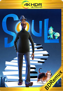 Soul (2020) [4K REMUX] [Latino-Inglés] [LaPipiotaHD]