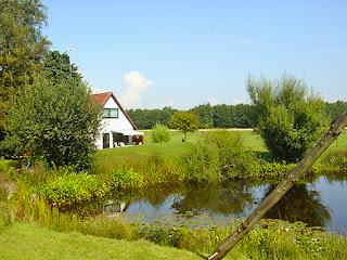 Particulier vakantiehuis aan het water in Drenthe