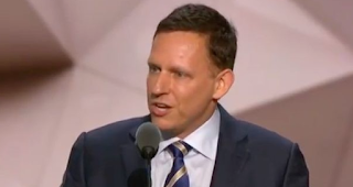 Obama Adm Sues Peter Thiel's Palantir for 'Racial Discrimination'