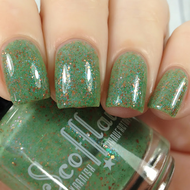 Scofflaw Nail Varnish-Fairy Frogmother