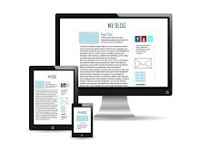 Initial preparation to build a blog / website