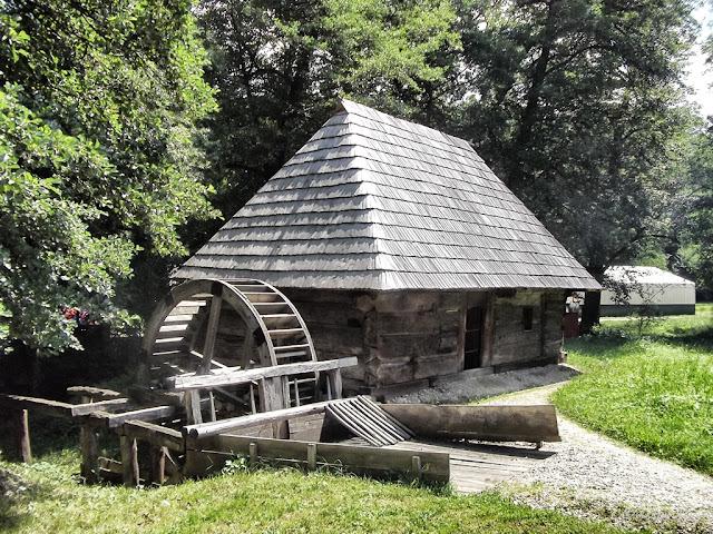 Muzeul Astra Sibiu - Moarã de apã - blog Foto-Ideea