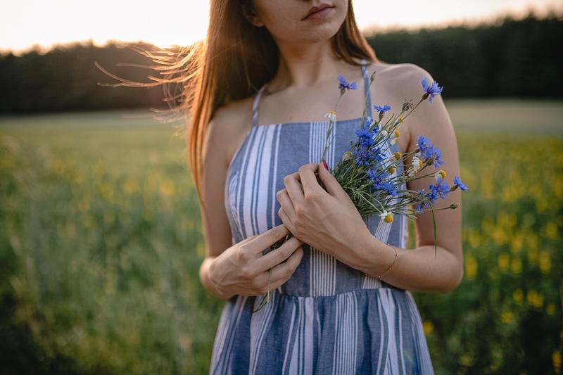 piękne zdjęcia robione na wsi