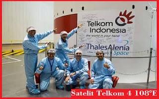 frekuensi Telkom 4