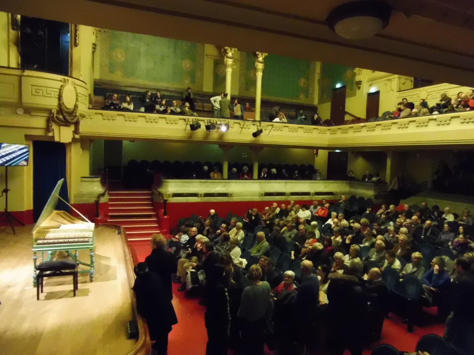 Piano A Lyon Jean Rondeau Triomphe Au Clavecin A La Salle