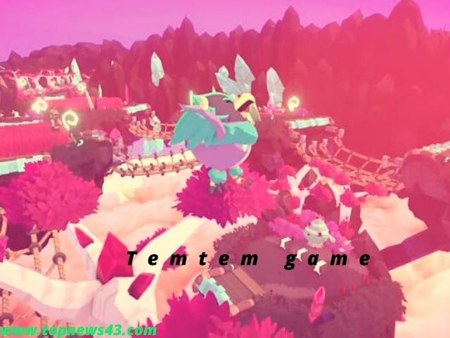 Temtem Game - The Pokemon-Like For PC Inspires Steam Fans
