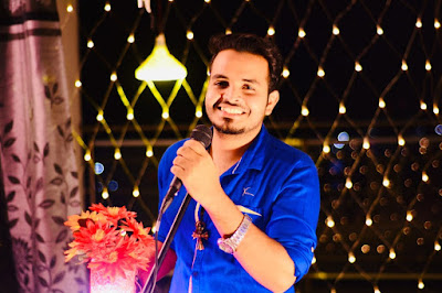 Know about multifaceted Odia Playback Singer Sandeep Panda