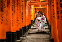 10. Fushimi Inari-Taisha