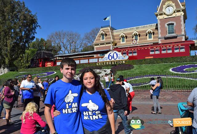 Disneylandia Romantico