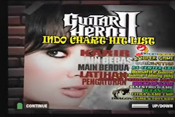 Guitar Hero 2 Best Indo Chart Hit List 2012 PS2 ISO