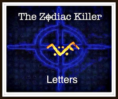 The Zodiac Killer Enigma the Zodiac letters