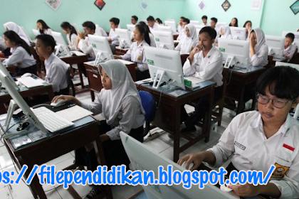 Download Kisi-Kisi Soal USBN dan UN 2019 SMA, SMK, SMP