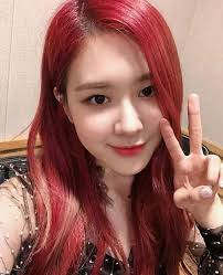 Rosé Blackpink Without Makeup