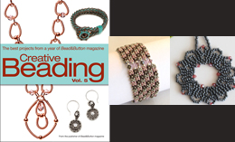 Smadars treasure publications creative beading vol 5 kalmbach publishing fandeluxe Images