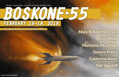 Boskone 55 E.J. Stevens Schedule Boskone 2018