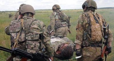 Армія знову зазнала втрат на Донбасі