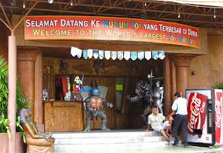 Tempat Wisata di Penang : Toy Museum