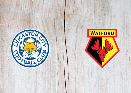 Leicester City vs Watford -Highlights 4 December 2019