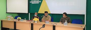 Wakil Wali Kota Menyerahkan Secara Simbolis Ketetapan Halal LPPPOM-MUI Kaltara