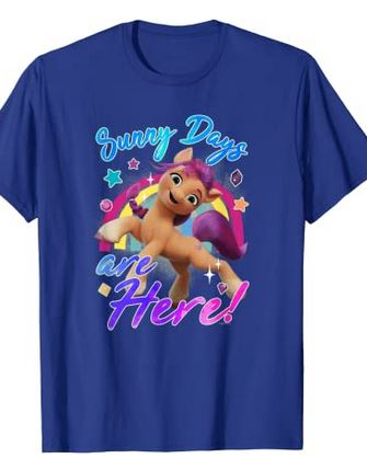 My Little Pony: A New Generation Sunny Days Are Here! T-Shirt
