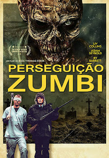 Perseguição Zumbi - HDRip Dual Áudio