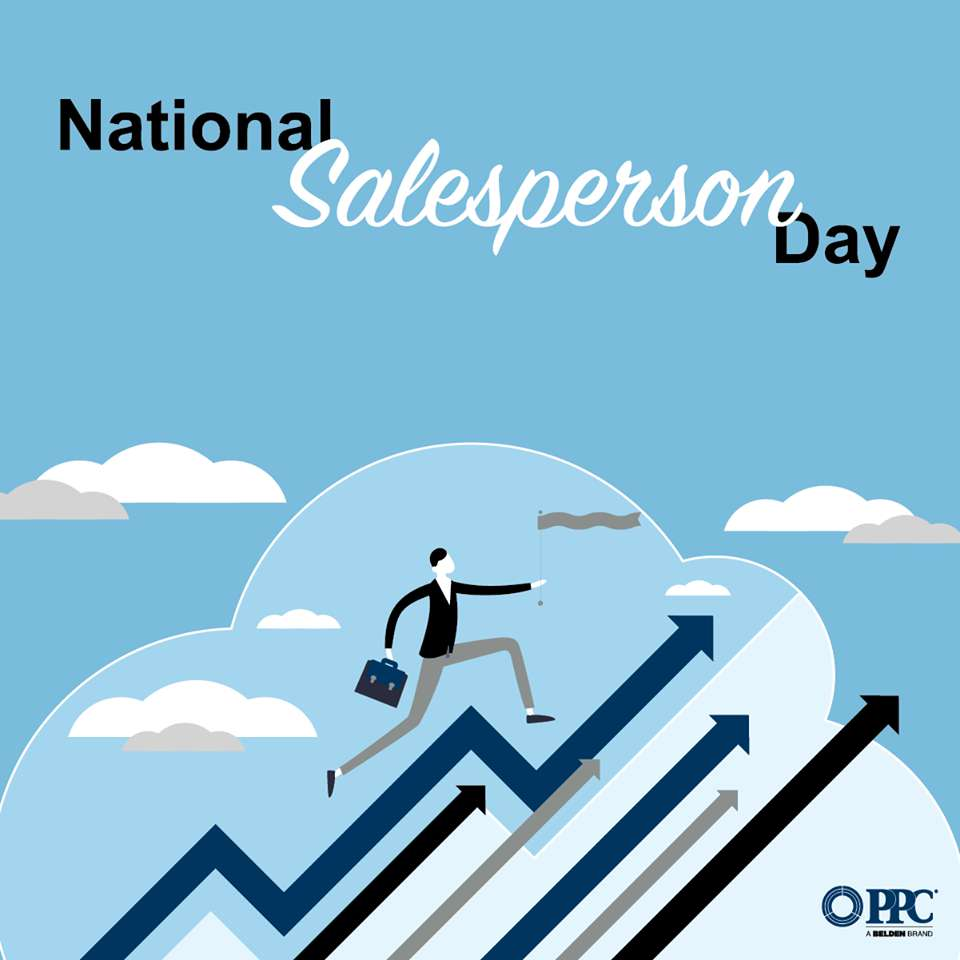National Salesperson Day Wishes Lovely Pics