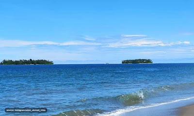 Wisata Tapak Tuan Pulau Dua Bakongan