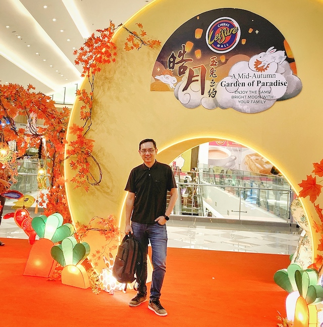A Mid-Autumn Garden of Paradise @ Cheras LeisureMall