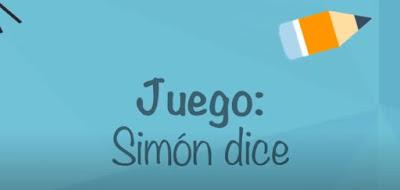 Xogo Simón di....