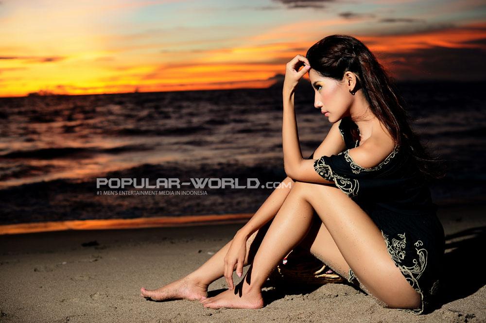 adelia rasya for popular world magazine may 2013 part 2