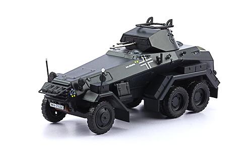 SD.KFZ. 231 1:43, voitures militaires de la seconde guerre mondiale